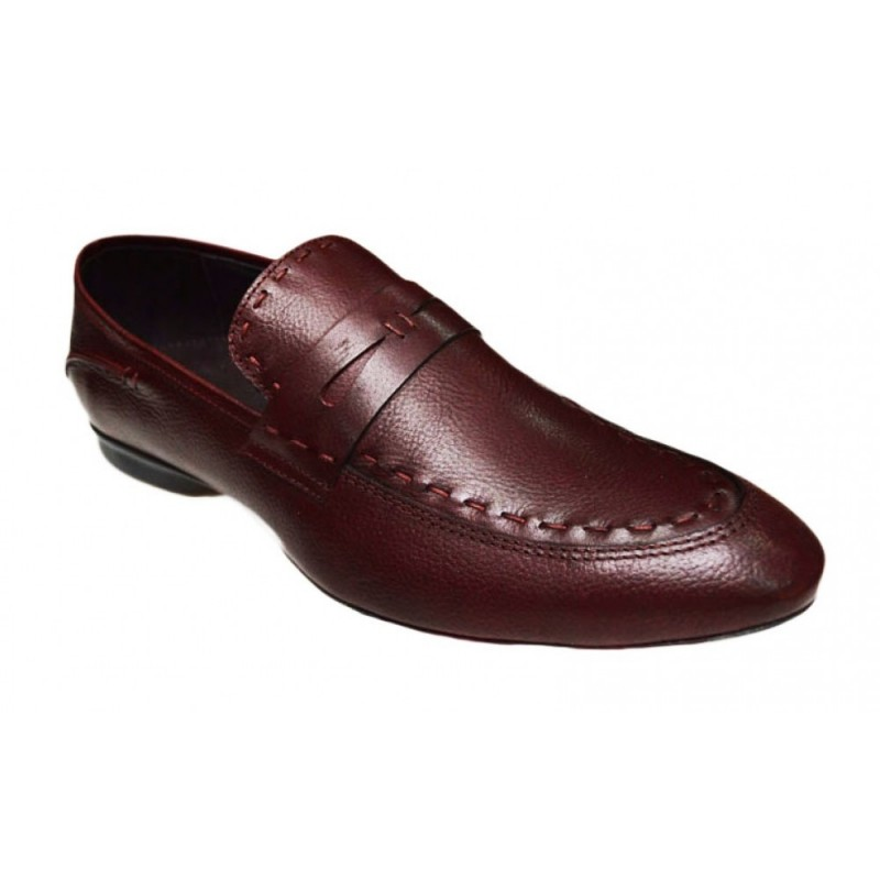 Bennetti Shoes - Maroon