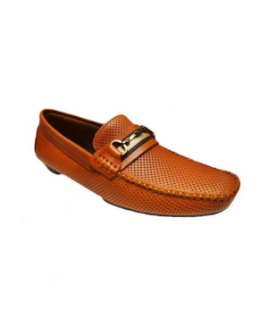 Bennetti Loafers - Brown