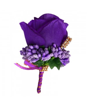 Purple Wedding Flower